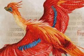 """大英图书馆的""""哈利·波特:魔法史""""展览可在线获得"""