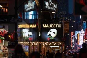 百老汇节目正式取消,直到2021年