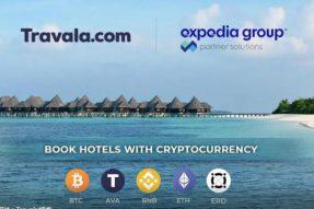 币安支持的Travala宣布与Expedia建立战略合作伙伴关系