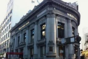 富国银行第三季度总营收188.34亿美元,同比下降2.5%